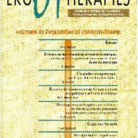 N°21 – Mars 2006 : Histoire et évolution de l'ergothérapie