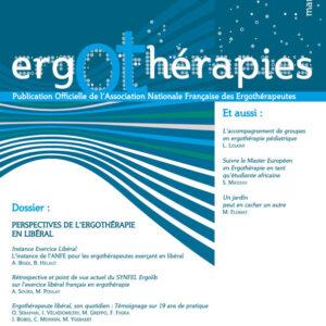 N°45 – Mars 2012 : Perspectives en libéral