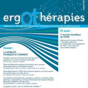 N°47 – Septembre 2012 : La mobilité : pourquoi et comment