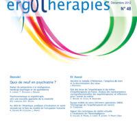 N°48 – Décembre 2012 : Quoi de neuf en psychiatrie ?