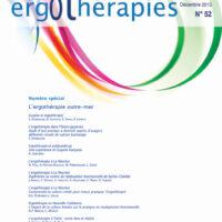 N°52 – Décembre 2013 : L'ergothérapie outre-mer