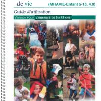 """Instrument de """"Mesure des habitudes de vie"""" ( version 4.0) 5 – 13 ans"""