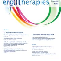 N°83 : Le télésoin en ergothérapie